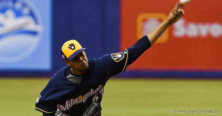 Milwaukee Brewers place Luis Urias, Angel Perdomo, and Eric Lauer on Injured List