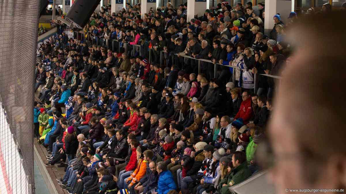 Eishockey: Wie viele Zuschauer dürfen noch ins Landsberger Eisstadion?