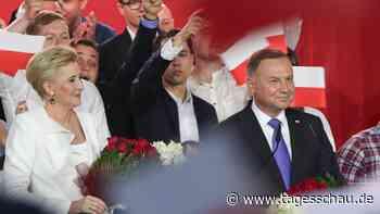 Nach Präsidentenwahl in Polen: Duda auf Versöhnungskurs?