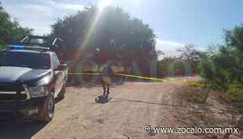 Localizan a hombre asesinado en Zaragoza [Coahuila] - 12/07/2020 - Periódico Zócalo