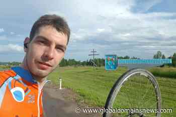 The Novosibirsk cyclist stole a bike during a week trip to Chita - The Global Domains News