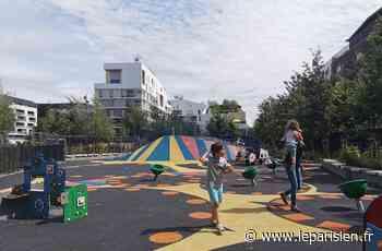 Gennevilliers : malgré les 500 000 euros pour le rénover, le parc des Chaussons ne fait pas rêver - Le Parisien