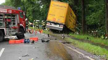 Unfall auf der B68: Toter Autofahrer stammt aus Melle - noz.de - Neue Osnabrücker Zeitung