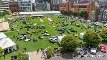 London Concours to celebrate the golden era of convertibles - Motor1 UK