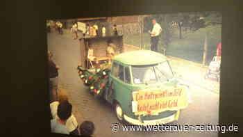 """Die """"Ponderosa"""" als Festzugswagen - Wetterauer Zeitung"""