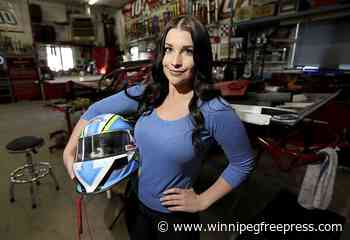 Winnipeg driver injured in race - Winnipeg Free Press