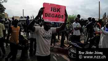 Die Protestein Mali treiben den Präsidenten in die Enge