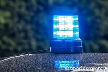 Crimmitschau: Betrunkener Autofahrer beschädigt Fahrzeuge und wählt Notruf - Freie Presse