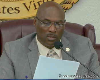 Francis: Legislature Will Allow Automatic Emergency Extensions - St, Thomas Source