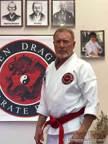 American Martial Arts Alliance Honors Local Master Jerry Otto - St, Thomas Source
