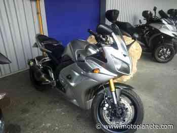 Yamaha FZ1 FAZER 2007 à 4990€ sur CHARLEVILLE MEZIERES - Occasion - Motoplanete