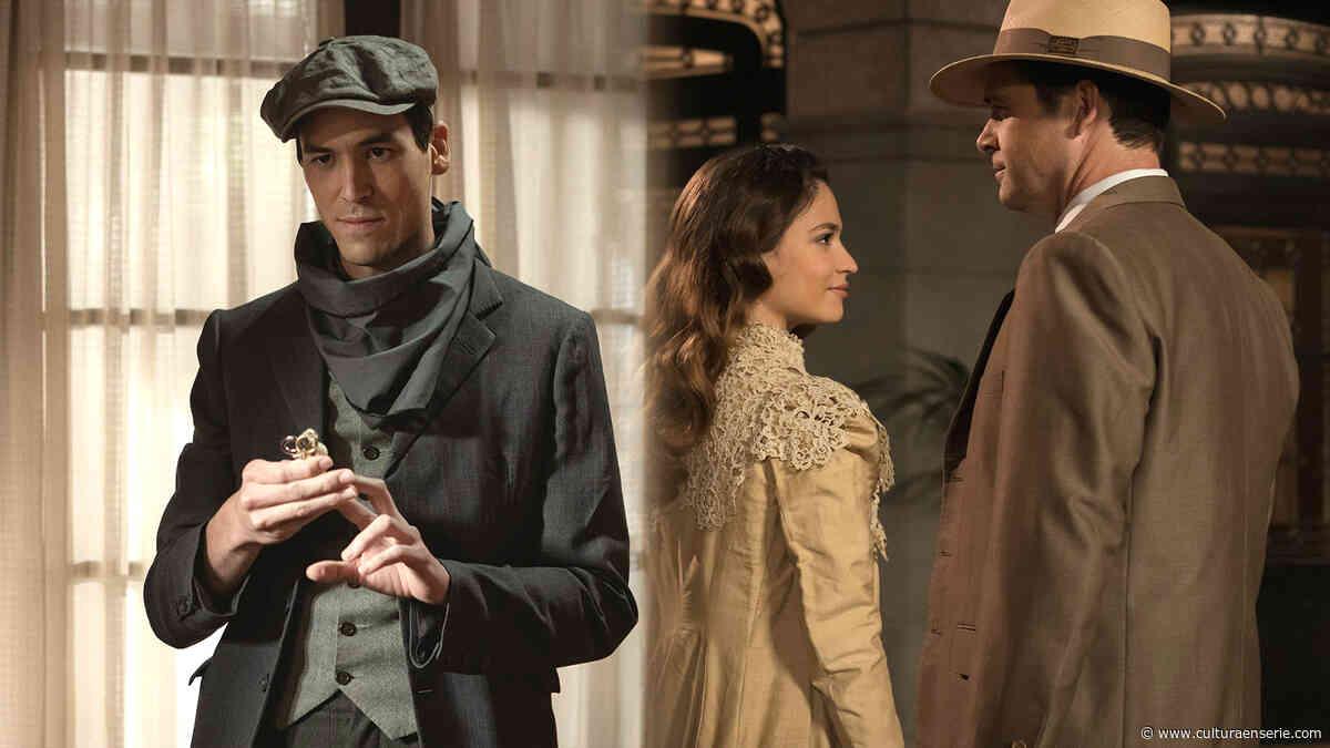 Santiago espía a Genoveva y los hermanos Quesada llegan buscando venganza, avances del 13 al 17 de julio en 'Acacias 38' - Cultura en Serie