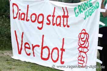 Betretungsverbot: Protest statt Dialog