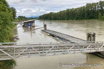 Langley Township lifts evacuation alert as flooding threat drops – BC Local News - BCLocalNews