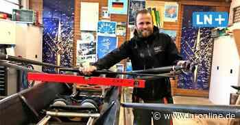 Ratzeburger Bootsmeister Jost Schömann-Finck ist immer auf Abruf - Lübecker Nachrichten