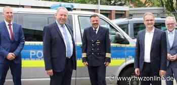 Fragen: Innenausschuss besucht Sicherheitszentrum Cuxhaven - Nordwest-Zeitung