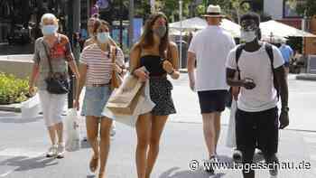 Maskenpflicht auf Mallorca in Kraft