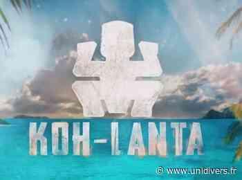 Animation Koh Lanta Jardins de la Méridienne jeudi 27 août 2020 - Unidivers