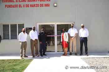 Domicem inaugura estación de bomberos en Sabana de Palenque - Diario Libre