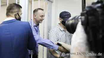 Russischer Journalist: Safronow wegen Hochverrats angeklagt
