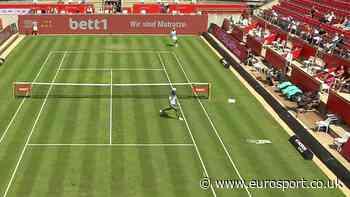'Brilliant' - Roberto Bautista Agut produces sublime winner in Berlin - Eurosport - ENGLAND (UK)