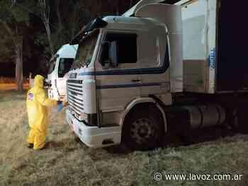 Coronavirus: otro transportista brasileño da positivo en el control de San Francisco - La Voz del Interior