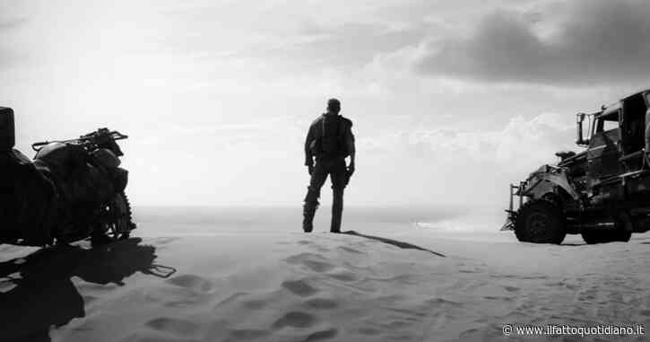 Mad Max Fury Road tra marketing, arte pop e black&chrome
