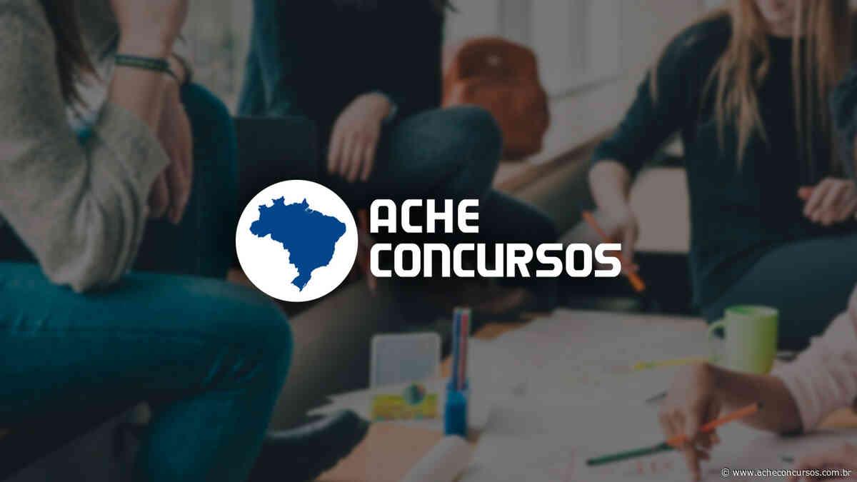 Processo Seletivo Prefeitura de Curvelo-MG 2020 - Ache Concursos