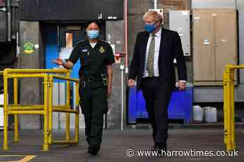 Official advice still recommends working from home despite PM urging return - Harrow Times