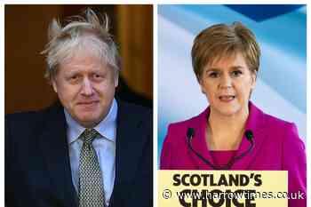Sturgeon accuses UK Government of 'full-scale assault on devolution' - Harrow Times