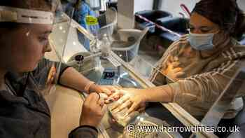 What to expect as nail bars and beauty and tanning salons can reopen today - Harrow Times