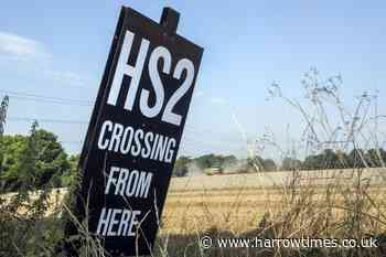 Delivery of HS2 given red warning rating by Government experts - Harrow Times