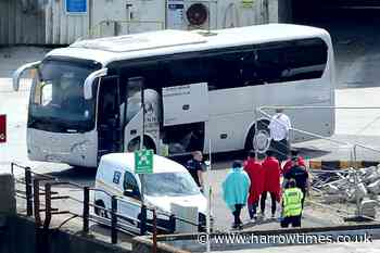 Migrant crossings hit daily high as Patel hails 'new operational approach' - Harrow Times