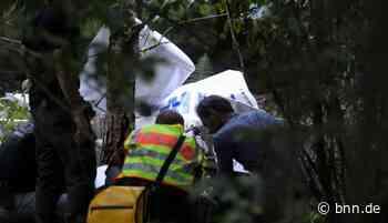 Flugzeugabsturz in Rheinstetten – war es ein Pilotenfehler? - BNN - Badische Neueste Nachrichten