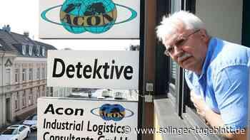Detektiv Norbert Idel plant seinen Ruhestand