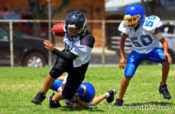 Grand Valley Youth Football Signups Coming Up - kool1079.com