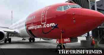 Norwegian airline sued in Dublin by inflight caterer - The Irish Times