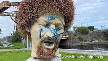Luke Kelly statue vandalised for seventh time in Dublin - Irish Examiner