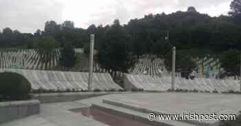 Peace vigil held in Dublin to mark anniversary of 1995 Srebrenica massacre - Irish Post