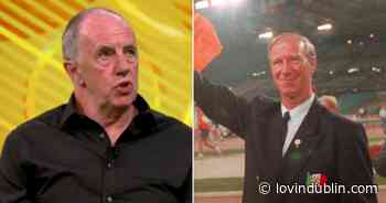 A brilliant story about Jack Charlton and a Dublin pub was told on BBC yesterday - Lovin Dublin