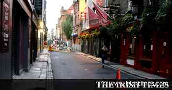 Dublin has crowd-free weekend as pubs long for July 20th restart - The Irish Times