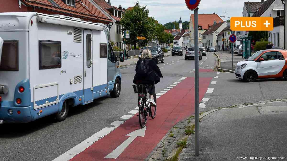 Wo Radfahren in Landsberg sicherer werden soll