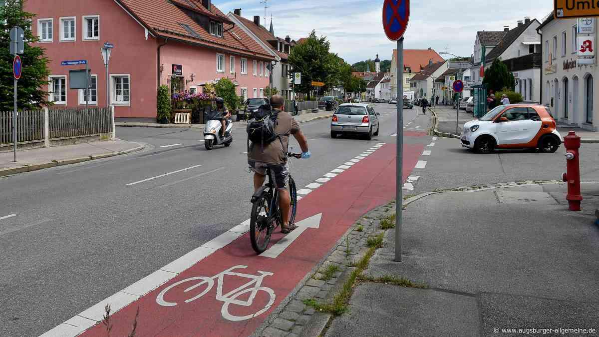 Sichere Radwege: Bitte bessere Vorschläge!