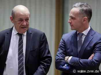 Berlin und Paris wollen EU-Reaktion auf Hongkong-Krise - Ausland - Zeitungsverlag Waiblingen