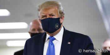 """Trump verbreitet Vorwurf gegen Gesundheitsbehörde: """"Alle lügen"""" - Herisau24"""