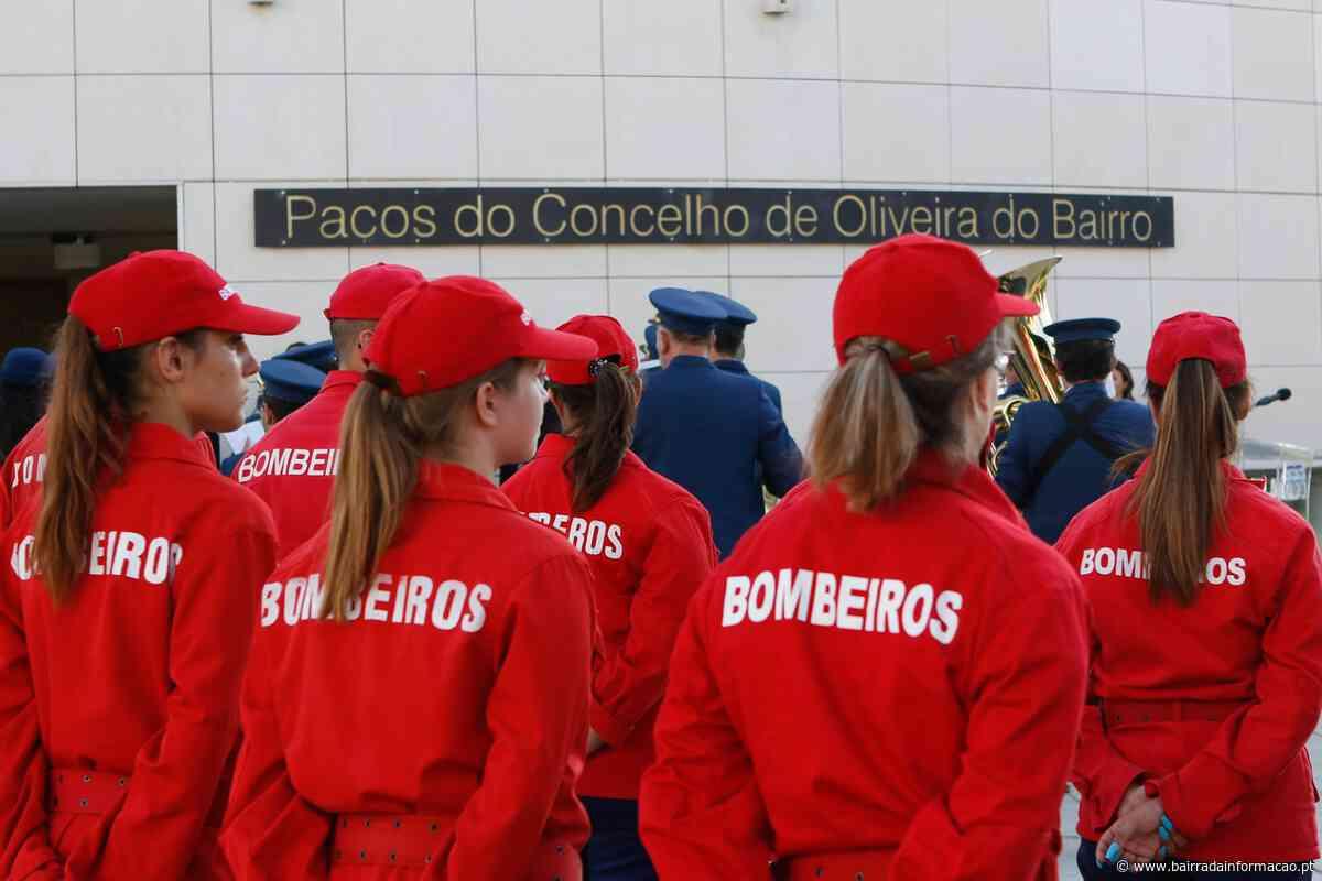 Município vai apoiar bombeiros da corporação de Oliveira do Bairro - Bairrada Informação