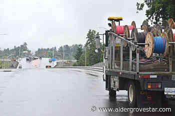 216th interchange will open by end of summer – Aldergrove Star - Aldergrove Star