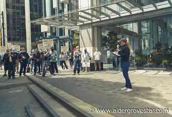 Sports fishers protest Fraser River Chinook closures – Aldergrove Star - Aldergrove Star