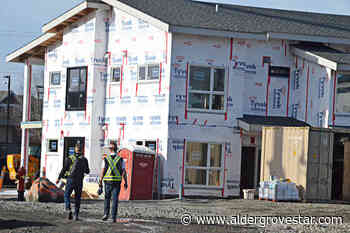 Big January boosts construction activity in Langley Township - Aldergrove Star