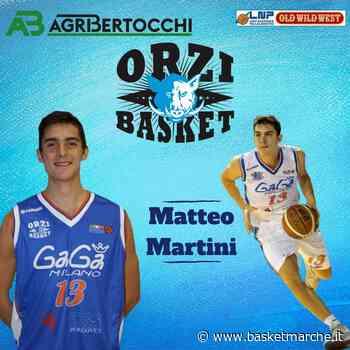 Ufficiale, Matteo Martini è un nuovo giocatore dell'Agribertocchi Orzinuovi - Serie A2 - Basketmarche.it